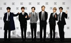 BTS Jadi Duta Global untuk Louis Vuitton