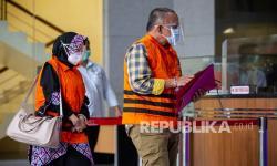 KPK Dalami Bancakan Penerima Suap Pengaturan Proyek Indramay