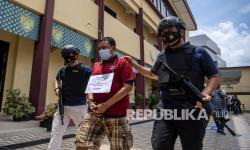 Kampung Narkoba Tangga Buntung Palembang Kembali Digerebek
