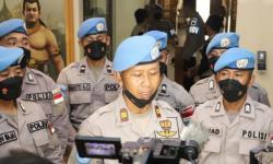 Personil Polda Jateng Selesai Jalani Misi Perdamaian PBB