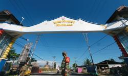 In Picture: PPKM Level 3 di Kabupaten Bolango, Gorontalo