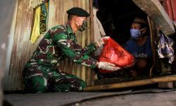 Kodam XIV/Hasanuddin Kerahkan Prajurit Pantau ODP