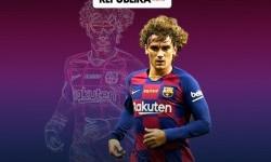 Griezmann tak Masuk Daftar Jual Barcelona