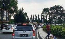 Polres Cianjur Lakukan Rekayasa Antisipasi Macet Total