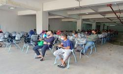 In Picture: Universitas Nusa Mandiri Jatiwaringin Gelar Vaksinasi Massal