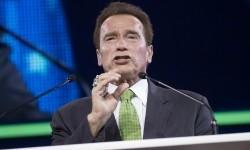 Anak Arnold Schwarzenegger tak Suka Karier Politiknya