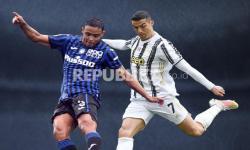 Infografis Atalanta vs Juventus: Poin Ketat
