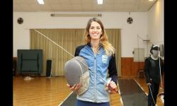 Atlet Anggar Argentina Dilamar di Tengah Sorotan Kamera TV
