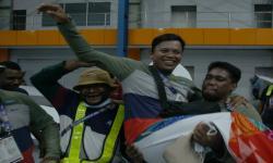 Peraih Emas Pertama: Saya Orang Jawa, Saya Cinta Papua