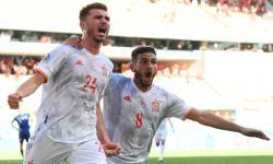 Euro 2020, Spanyol Sementara Unggul 2-0 atas Slovakia