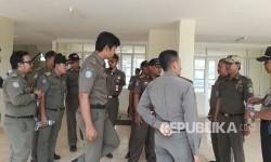 Kota Tangerang  Siapkan 150 Personil Satpol PP