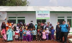 Bakrie Amanah Resmikan Gedung PAUD Darul Hikam di Garut