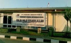 Penumpang Bandara RHF Tanjungpinang Naik Selama Masa Libur