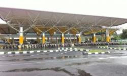 Operasional Penerbangan Bandara Jambi Kembali Normal