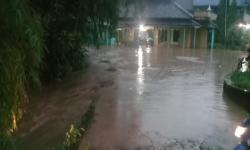 BNPB: Banjir Rendam 31 Rumah di Garut