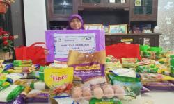 Salimah Bantu Warga dengan Program Pangan Gratis