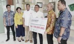DD Salurkan Bantuan untuk Palu dan Lombok
