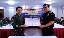 Sinergi Bea Cukai dan TNI AL Perkuat Penegakan Hukum di Laut