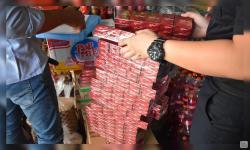 Bea Cukai Amankan BKC Ilegal di Batam dan Pekanbaru