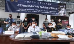 Penyelundupan 4,9 Kg Narkotika Berhasil Digagalkan Bea Cukai