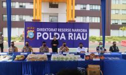 Bea Cukai Gagalkan Penyelundupan 50 Kg Sabu di Sumatra