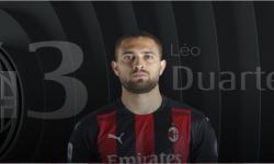 Leo Duarte Positif Covid-19, Stok Bek AC Milan Menipis