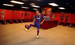 Setia di Barca, Dest Tolak Muenchen, Dortmund, dan Arsenal