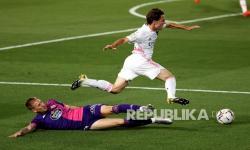 Real Madrid Dilaporkan Ingin Lepas Alvaro Odriozola