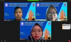 Universitas BSI Tegal Gelar Pelantikan dan Sertijab BEM