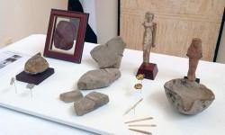 Relief asal Mesir Dikembalikan Usai Dicuri