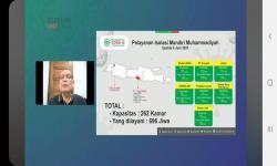 MCCC Soroti Pentingnya Sistem Komando Dalam Hadapi Pandemi