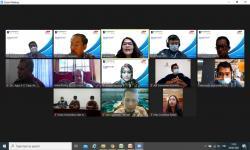 Bangun Sinergi, YPA-MDR Gelar Forum Komunikasi Humas Daerah
