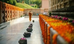 Bhutan Vaksinasi 90 Persen Warga Dewasa dalam Sepekan