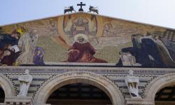 Pemukim Yahudi Kembali Rusak Biara di Yerusalem
