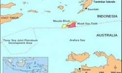 Shell Mundur, Inpex Tetap Fokus Kembangkan Blok Masela