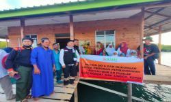 BMH Siap Bangun Rumah Quran di Selat Kongki, Kepri