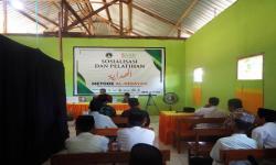 BMH Gelar Pelatihan Membaca Alquran Metode Al-Hidayah