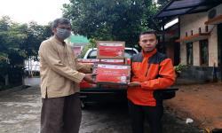 BMH Bantu Warga Terdampak Karantina Covid-19
