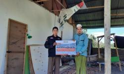 BMH Bantu Renovasi Rumah Dai Korban Gempa Bumi