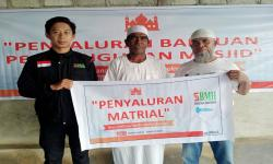 BMH Bantu Material Pembangunan Masjid Ar-Rahman Manokwari