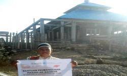 BMH Bantu Pembangunan Masjid di Pedalaman NTT
