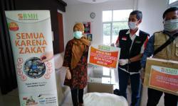 BMH Kirim Bantuan APD untuk Tenaga Medis di Bandung