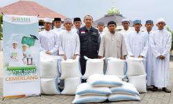 Hari Santri, BMH Jatim Santuni Yatim di 25 Kabupaten/Kota