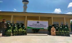 BMH Resmikan Asrama Santri Tahfidz Quran di Batam