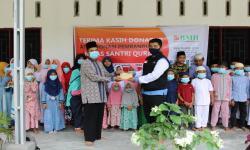 BMH Dukung Pembangunan Kelas Santri Quran