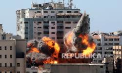 ICC Diminta Selidiki Serangan Israel ke Kantor Media di Gaza