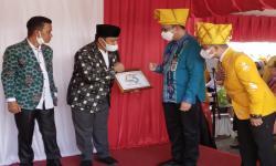 BPIP Serahkan Penghargaan untuk Penggerak Pancasila di Palu