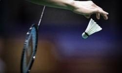 Salah satu olahraga populer di Indonesia, bulu tangkis. Ilustrasi