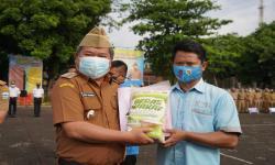 ACT Garut Salurkan Bantuan untuk Petugas Kebersihan
