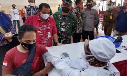 Bupati Semarang Targetkan Vaksinasi Pelajar Tuntas September